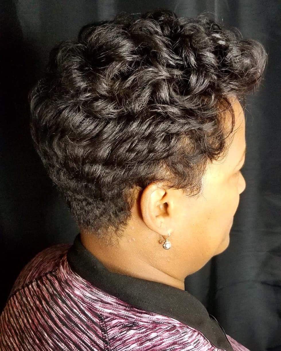 40 Latest Short Haircuts For Black Women