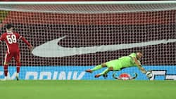 Liverpool vs Arsenal: Gunners beat Reds to reach EFL Cup quarter-finals