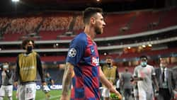 Lionel Messi told Barcelona he wants out after meeting Ronald Koeman