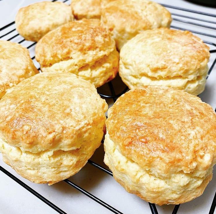 soft scones recipe