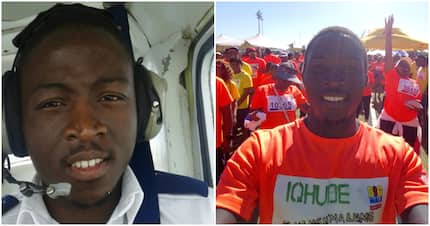 Young man needs Mzansi's help to achieve dream of becoming a pilot