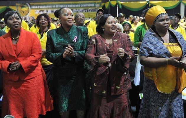 Jacob Zuma wives