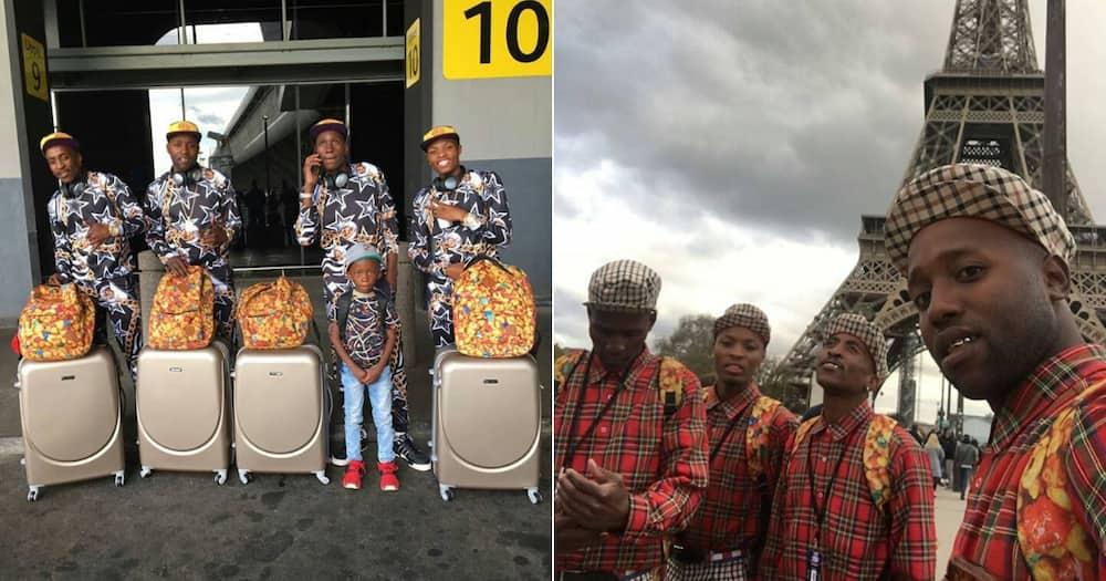 From Tembisa to Paris: Local pantsula crew represents Mzansi abroad