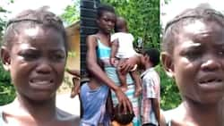 Single mum with 4 kids from different dads says men took off after impregnating her