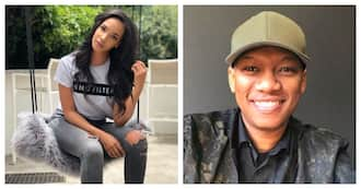 Proverb and Liesl Laurie are already moving on after their breakup