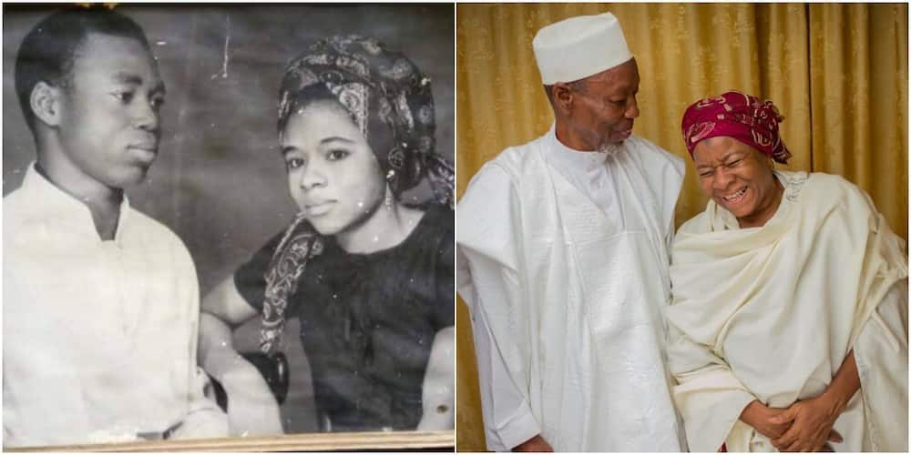 5 decades and still counting - Nigerian couple celebrates 50th wedding anniversary