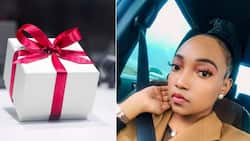 Woman gets birthday gift offer from ex-lover, Mzansi hilariously shares advice