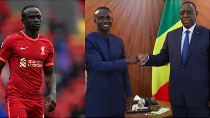 Liverpool star Mane set to build 2nd hospital in one year for his people