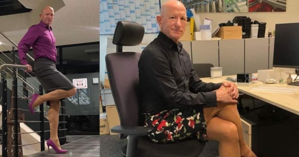 Man leaves internet stunned as he breaks gender stereotypes