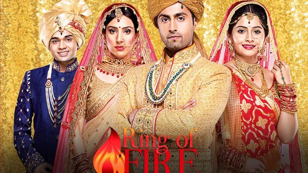 Ring of Fire Zee World