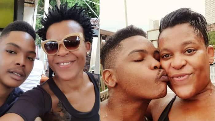 Zodwa Wabantu decided to split lobola money with Ntobeko Linda