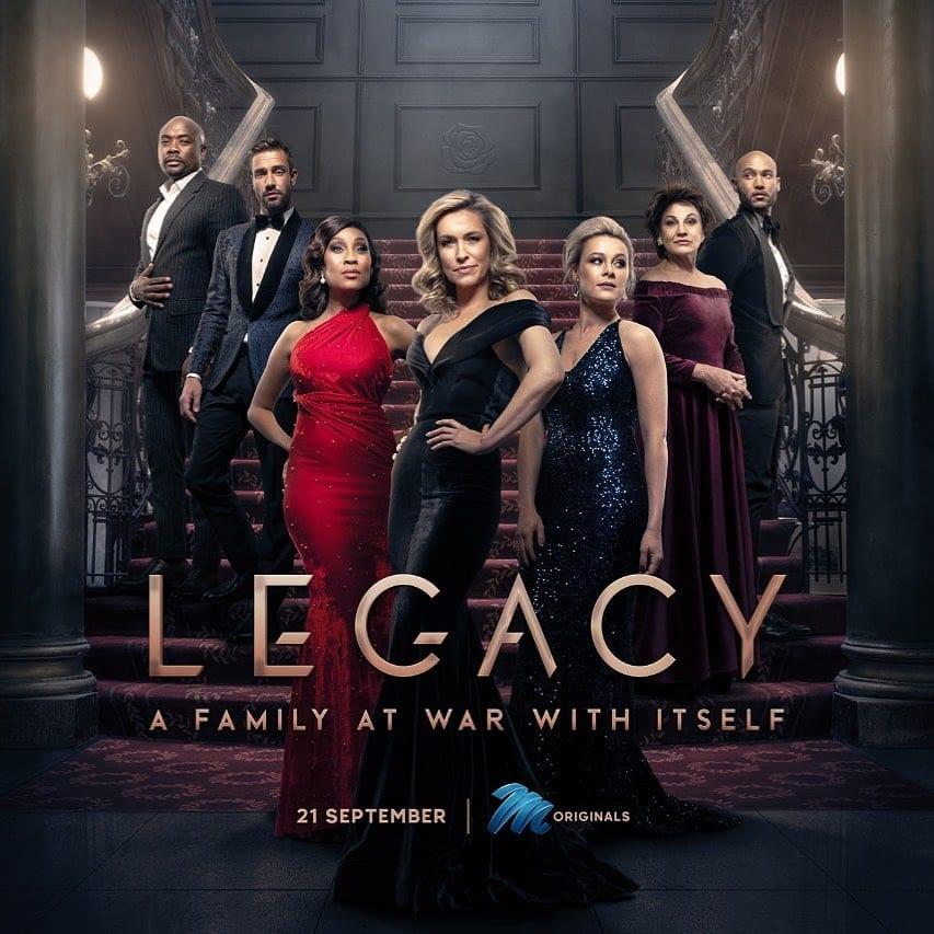 M-Net novela Legacy