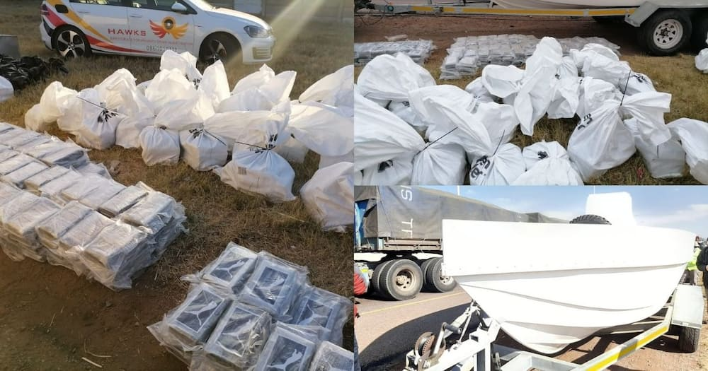 A Boatload of Drugs: Man Arrested for Being in Possession of R400m Cocaine