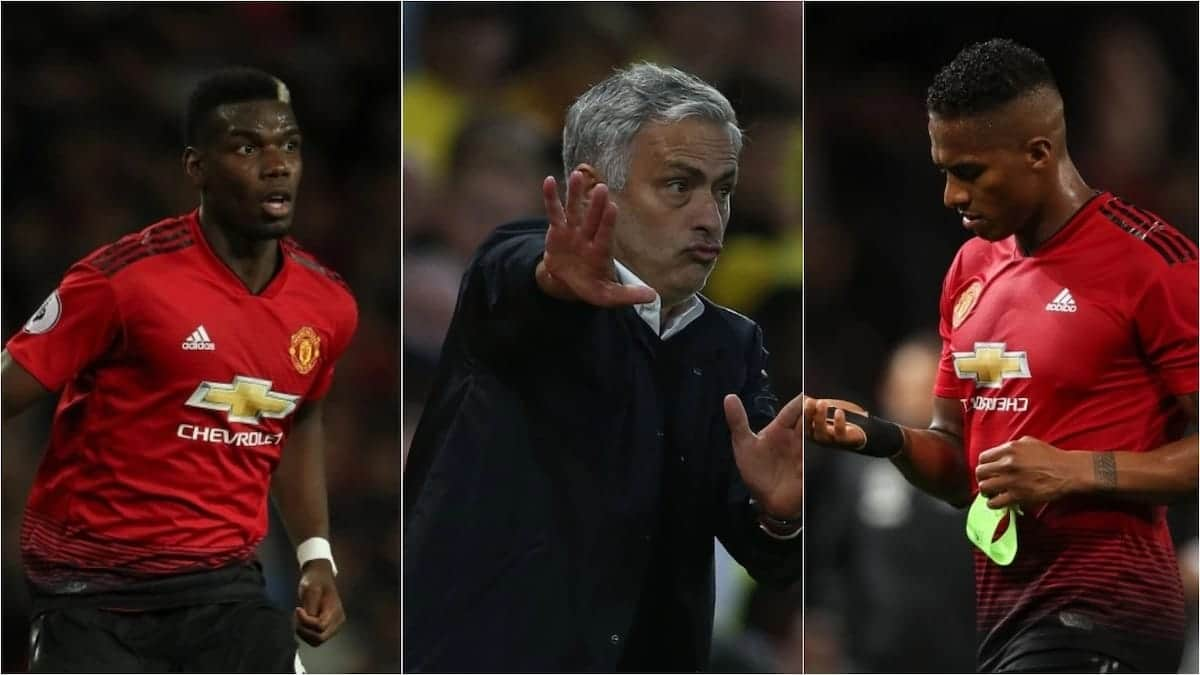 5 players who could leave Manchester United if Mourinho remains as coach