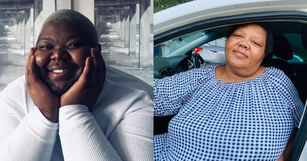 Mzansi man shared a heartbreaking post about losing his mother