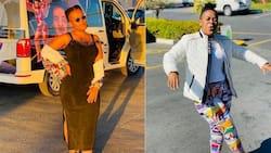 Zodwa Wabantu has Mzansi cracking up with her 'eggsentric' business ideas