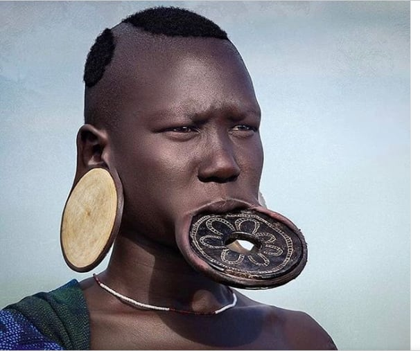 12 Famous African tribes - culture, rituals and traditions