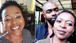 Manaka Ranaka shows off her beautiful baby's face on the timeline