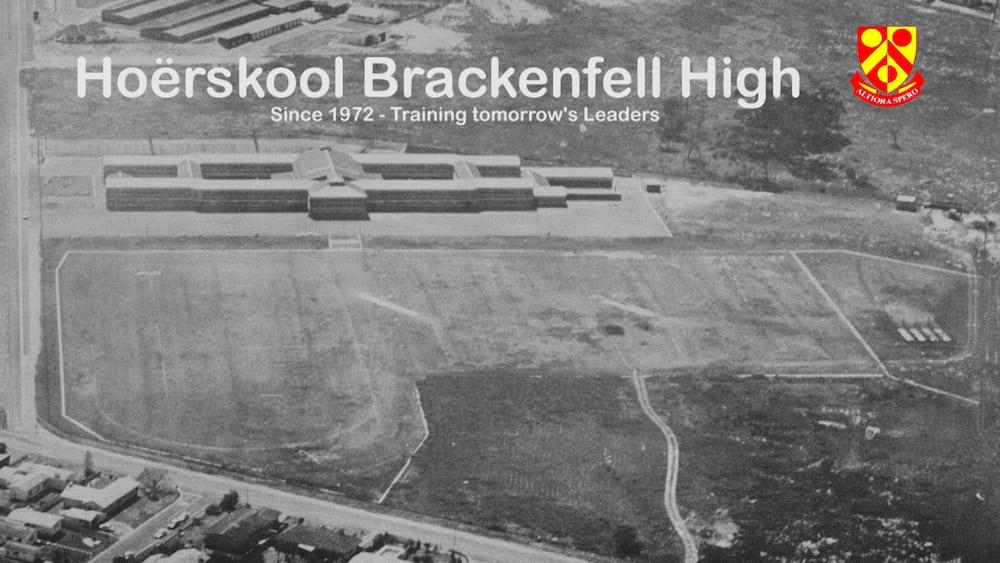 Brackenfell High School uniform