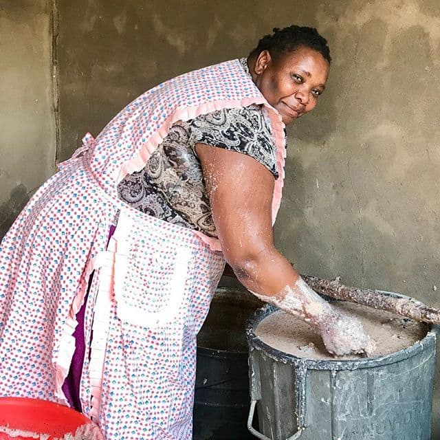 Zulu traditional food with pictures