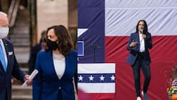 US election: Harris says victory opens up possibilities for women