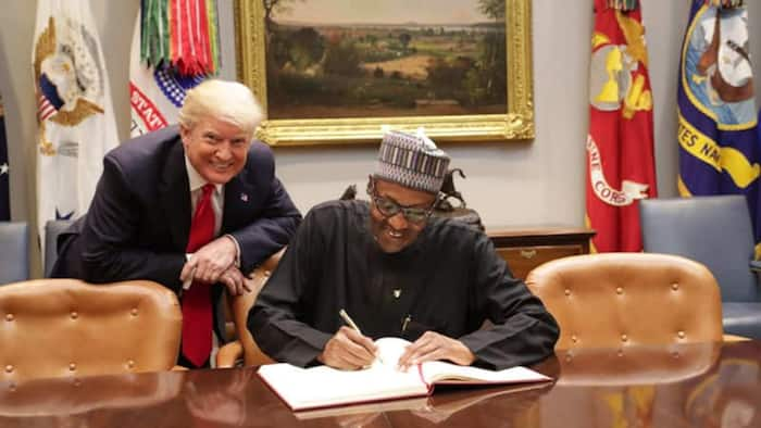 Twitter ban: Former US president Donald Trump expresses solidarity with Nigeria