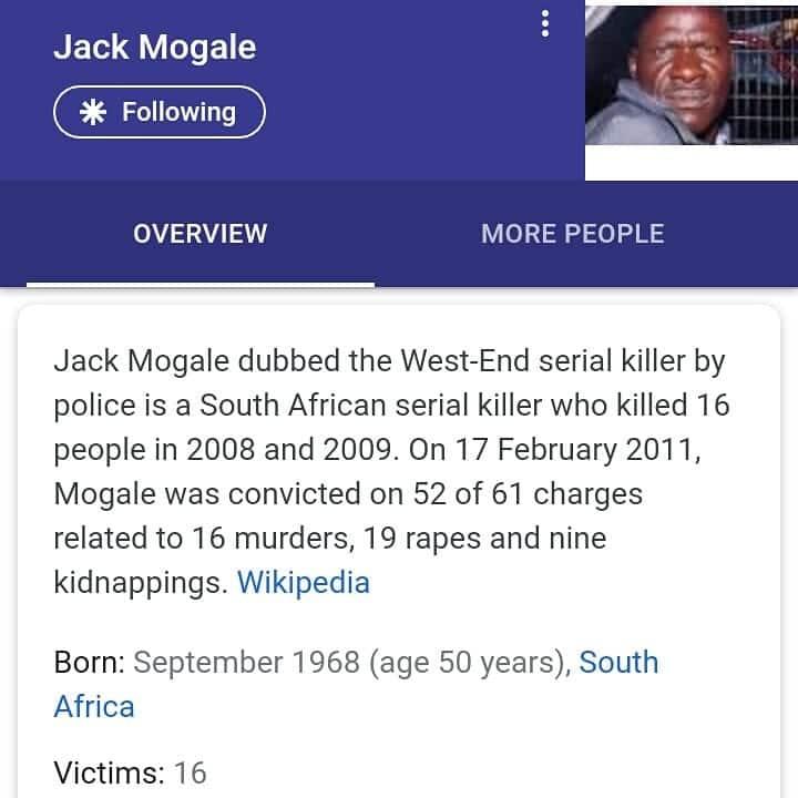 Jack Mogale