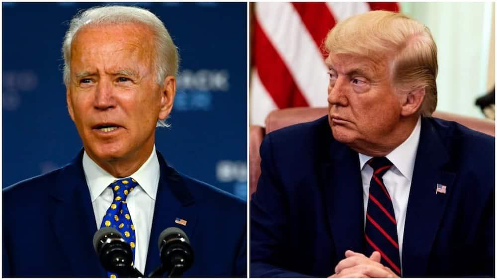 US presidential election: Biden leads President Trump in major polls