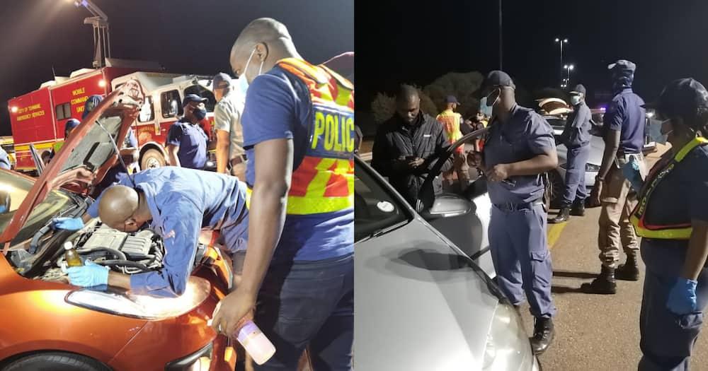 Police, Pretoria, Arrests, Okae Molao operation