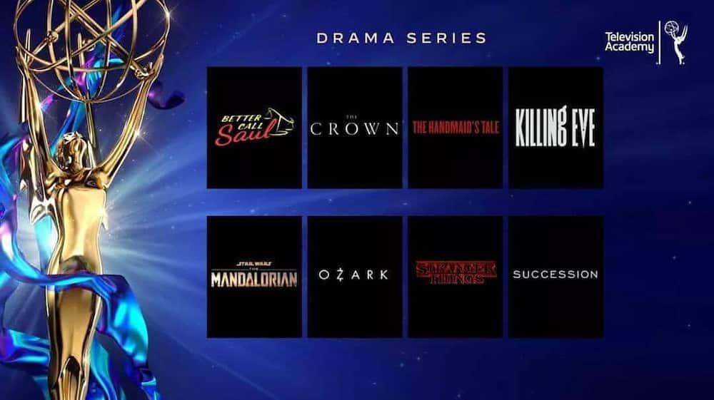 Emmy Awards nominees