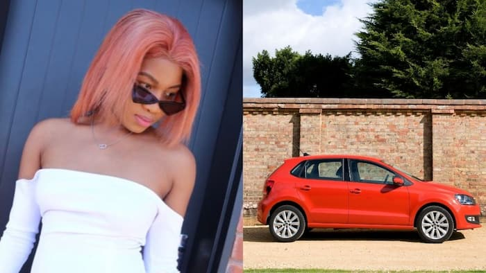 """Lady details how plucky Polo driver bae tried to outrace a BMW: """"A whole M3"""""""