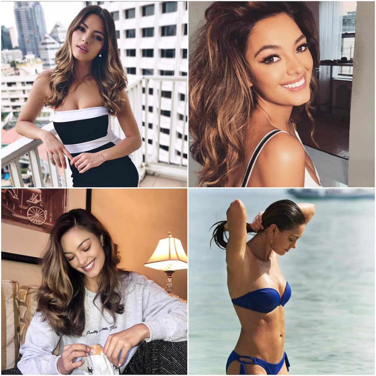 Demi Leigh Nel Peters family: facts and pictures