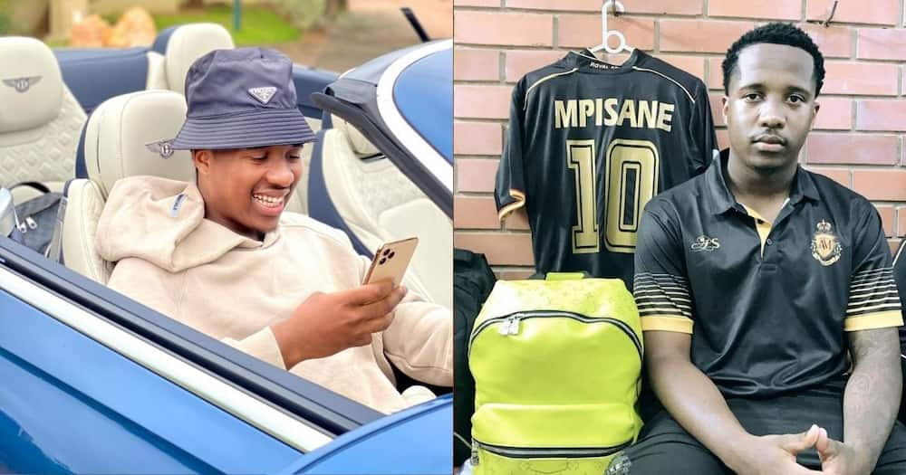 Shauwn Mkhize's Son Andile Mpisane Is Celebrating His 20th Birthday
