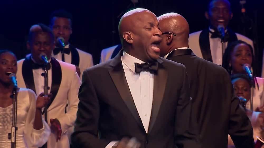 Black male gospel singers ever