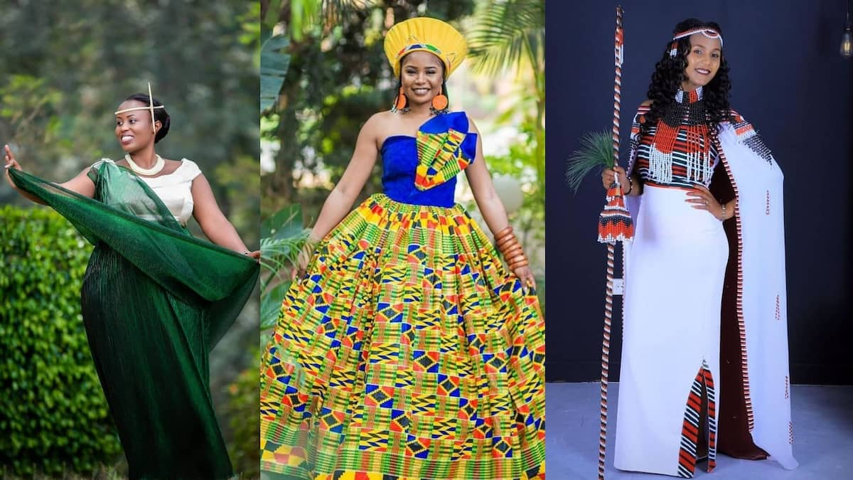 African Traditional Wedding Dresses 2020 Top 40 Sleek Designs