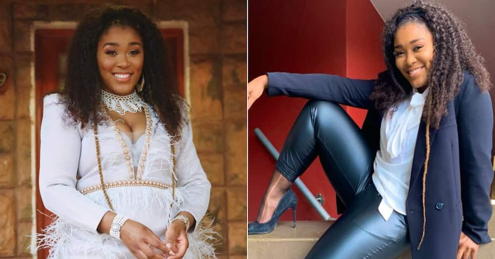 Lady Zamar claps back at trolls who are stalking her social media page