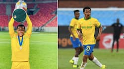 Sphelele Mkhulise admits his stats aren't good and plans to do better