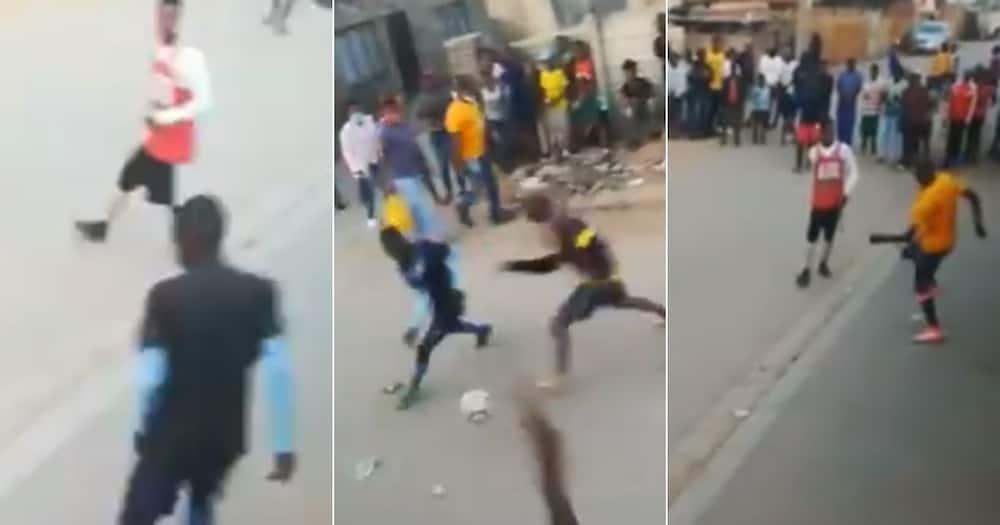 Lady, Video, Men, Fun, Mzansi
