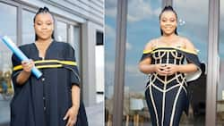 """""""Huge congrats"""": Stunning lady graduates with degree in Business Science"""