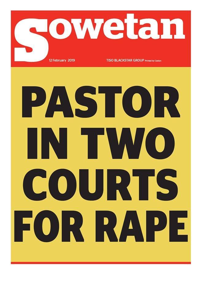SA newspaper headlines today: 12 February, 2019