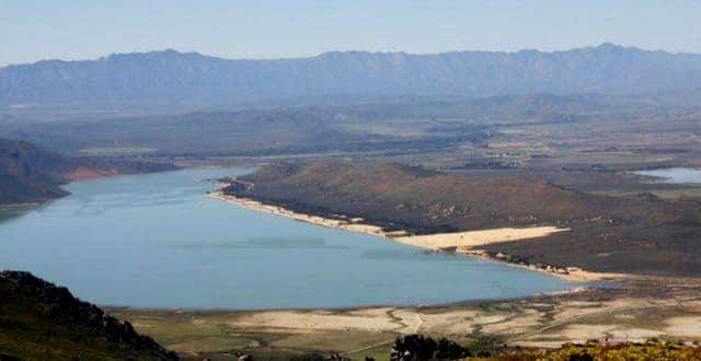 biggest dams in South Africa