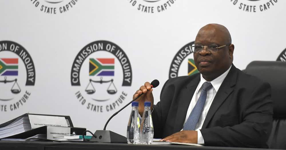 Zondo faces Zuma's lawyer at recusal hearing