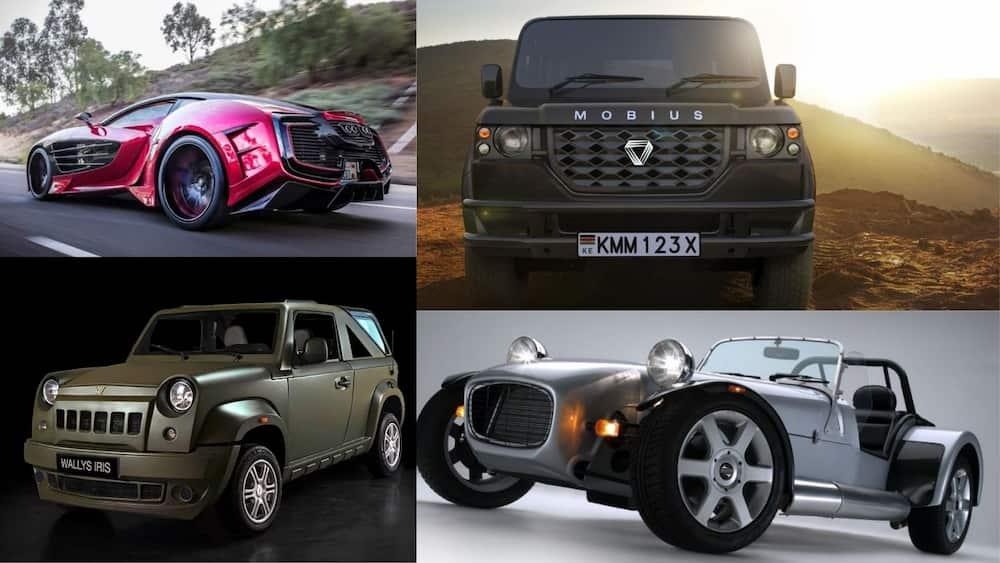 Super cars made in Africa
