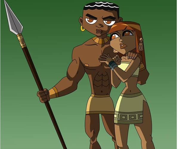 African folktales with morals