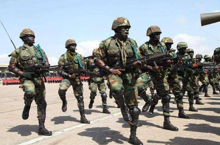 Angola army