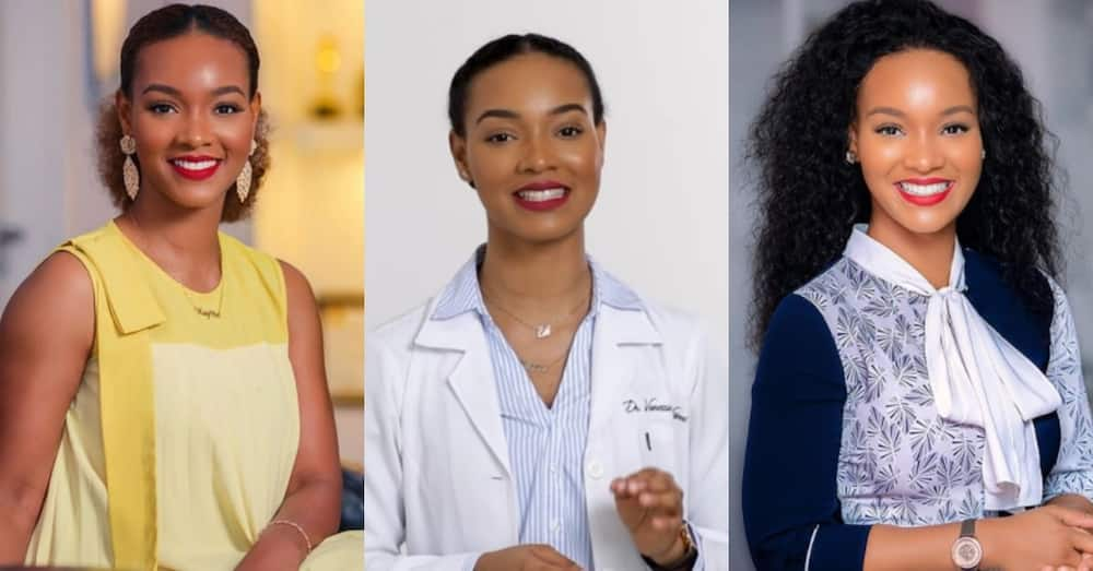 Meet the stunning Ghanaian lady who became youngest medical doctor at 22