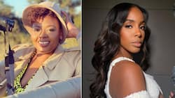 Anele Mdoda unbothered by haters and living her best life, Kelly Rowland off her radar