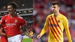 Benfica vs Barcelona: Nunez scores brace In famous 3-0 win over Barca