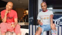 """""""Own it"""": Somizi tells BBW queens to keep dressing they want, SA agrees"""