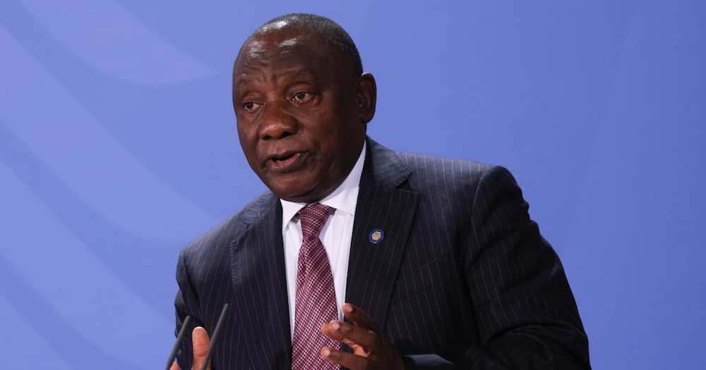 President Cyril Ramaphosa, public holiday, election day, 1 November, local government elections, municipal elections